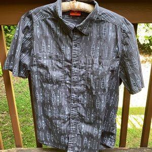 Merrell boat shirt